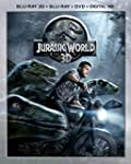 Jurassic World 3D (Blu-ray 3D + Blu-r...