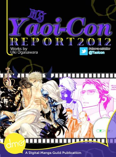 My Yaoi-Con 2012 Report (Manga)