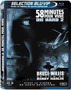 58 minutes pour vivre [Blu-ray] [FR Import]