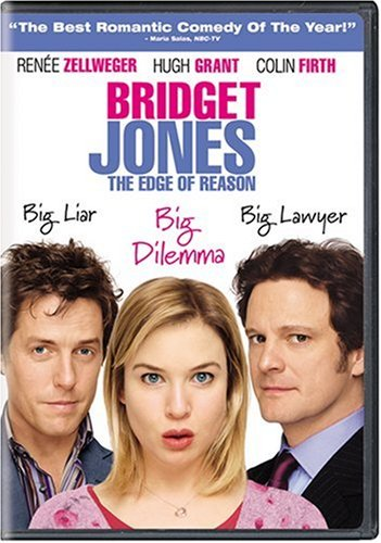 Cover art for  Bridget Jones - The Edge of Reason (Widescreen Edition)