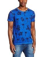 Otto Kern Camiseta Manga Corta (Azul)