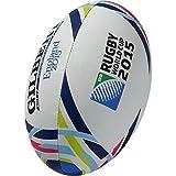 [正規輸入品] ラグビーワールドカップ RWC 公式 レプリカボール5号球【開催国イギリスから直輸入 証明書付】 [並行輸入品]