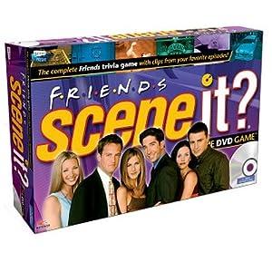 Mattel - Scene It? Friends DVD Game