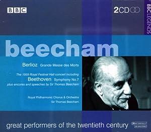 Beecham, Thomas:  Music By Ber