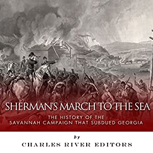Sherman's March to the Sea Audiobook