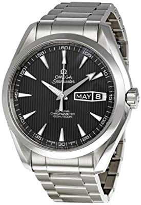 Omega Men's 231.10.43.22.06.001 Seamaster Tech Grey Dial Watch