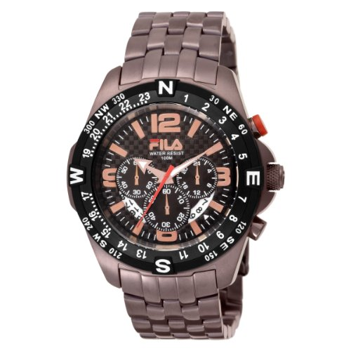 Fila Men's FA0957-61 Chronograph 1/1 second Polaris Watch