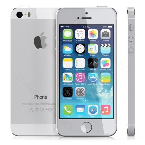 Apple(アップル) iPhone5s Model:A1453 16GB 国内SIMフリー版 (シルバー)