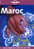 img - for Maroc (Lonely Planet French Guides) book / textbook / text book
