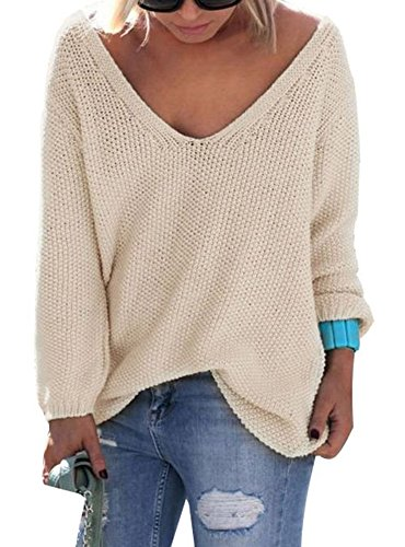 nulibenna-womens-casual-autumn-thin-v-neck-knit-pullover-solid-sweaterbeigeslarge