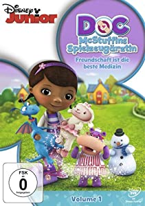 Doc McStuffins - Spielzeugärztin, Vol. 1: Freundschaft ist die beste Medizin