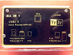 TYFY 2.0 CARD READER 6 SLOTS
