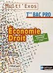 Economie Droit Tle Bac Pro Multi'exos