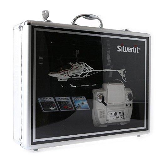 Silverlit Elicottero radiocomandato, Sky eye, 3 vie/giroscopio, 30 centimetri