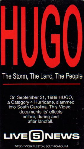 Hurricane Hugo: The Storm, The Land, The People (Live 5 News, Charleston, South Carolina)