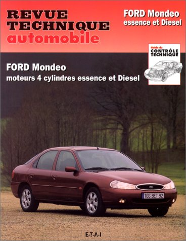 livre revue technique automobile num ro 723 3 ford. Black Bedroom Furniture Sets. Home Design Ideas