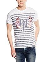 Pepe Jeans London Camiseta Manga Corta Jack (Blanco)