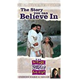 The Visual Bible for Kids: The Story You Can Believe In: Starring Nicole C. Mullen [VHS] ~ Willie Aames