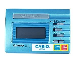 CASIO 10003 DQ-541D-2R - Reloj Despertador digital celeste por J.M.Garcia Garcia