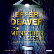 Die Menschenleserin (Kathryn Dance 1) | Jeffery Deaver