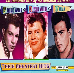 Frankie Avalon - Ritchie Valens-Fabian - Their Greatest Hits  Avalon-Velens-Fabian - Zortam Music