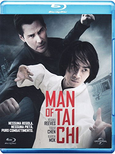 Man of tai chi [Blu-ray] [IT Import]