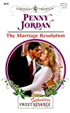 img - for The Marriage Resolution (Sweet Revenge/Seduction) (Harlequin Presents, No. 2079) book / textbook / text book
