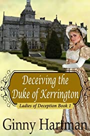 Deceiving the Duke of Kerrington (Ladies of Deception 1)