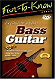 Bass Guitar Fun to Know Series DVD 2004 Region 1 US Import NTSC