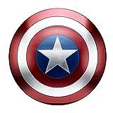 ハズブロ レプリカ マーベル・コミック レジェンド キャプテン・アメリカ シールド 直径約61センチ 合金製 塗装済み完成品レプリカ