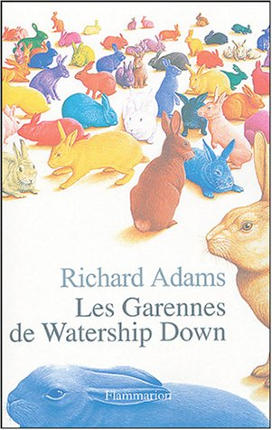 Richard Adams - Les Garennes De Watership Down