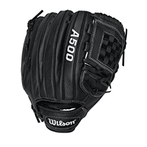 Wilson A500 Game Soft Baseball Glove by Wilson