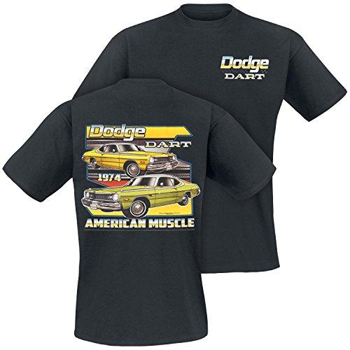 officially-licensed-merchandise-dodge-dart-t-shirt-black-x-large