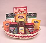 Tea Lovers Tea Basket (All Organic)