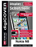 DigiCOVER LCD Screen Protection Film for Nokia N8