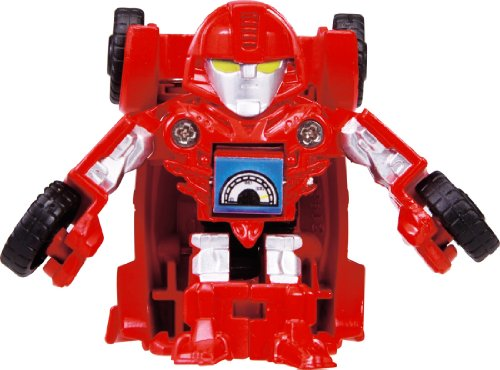 Sports car red B08 Transformers Be Cool (japan import) - 1