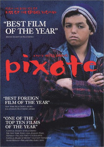 Cover art for  Pixote