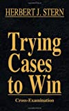 img - for Trying Cases to Win Vol. 3: Cross-Examination book / textbook / text book