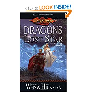 Dragons of a Lost Star (The War of Souls, Volume II) by Margaret Weis and Tracy Hickman