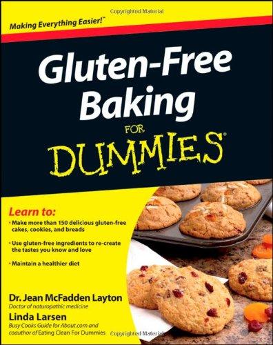 Gluten-Free Baking For Dummies