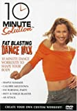Cover art for  10 Minute Solution: Fat Blasting Dance Mix