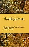 The Ahhiyawa Texts (Writings from the Ancient World)