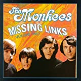 Disco de The Monkees - Missing Links 2 (Anverso)