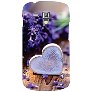 Samsung Galaxy S Duos 7562 Back Cover - Heart & Love Designer Cases