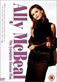 Ally McBeal - Season 5 [UK Import] - Calista Flockhart, Greg Germann, Peter MacNicol