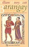 img - for Barangay: Sixteenth-Century Phiippine Culture and Society book / textbook / text book