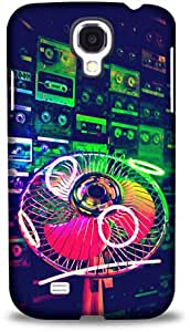 Blink Ideas Back Cover for Samsung Galaxy S4