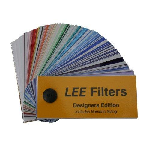 Lee Farbfolie Musterheft Designer Edition nach Farben