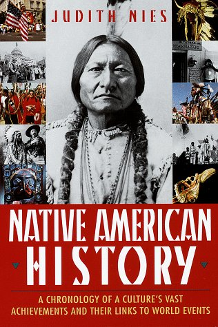 Native American History: A Chronology of a Culture