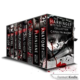 The Harbinger Collection: Hard-boiled Mysteries Not for the Faint of Heart
